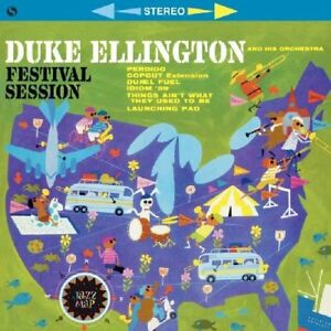 Duke-Ellington-Festival-Session-VINYL-LP-NEU-Jazz