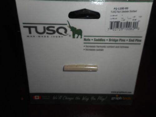 TUSQ NEW Graph Tech Slotted Ukulele Nut PQ-1250-00