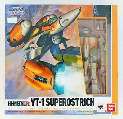 Hi-Metal R VT-1 Super Ostrich Macross Do You Remember Love USA IN Stock!