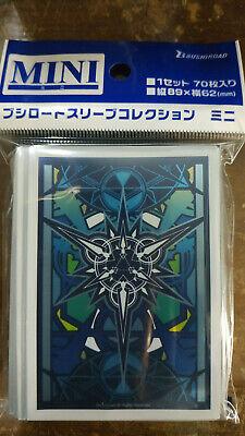 Cardfight Vanguard Card Sleeves Vol 420 Imaginary Gift Symbol Blue 70ct