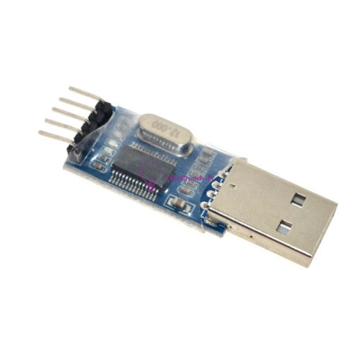 NEW 5V 3.3V USB To RS232 TTL PL2303HX Auto Converter Module Adapter For Arduino