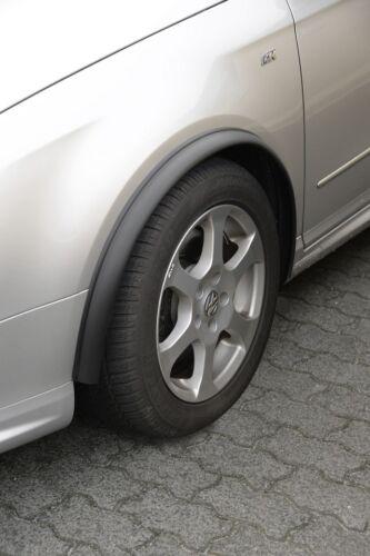 Kotflügelverbreiterung Verbreiterung 3,5cm universell passend Gummilippe US Car