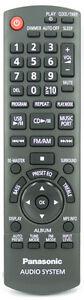 Panasonic-N-2-QAYB-000384-Control-Remoto-Original-Genuino