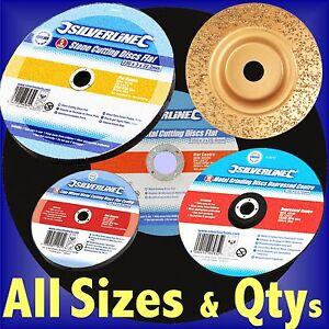 CUTTING-GRINDING-DISCS-70-100-115-125-230-300-350mm-metal-steel-stone-slitting