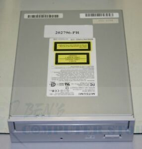 Conscientious Mitsumi Crmc-fx4831t Internal Ide Cd-rom Drive Drives, Storage & Blank Media Computers/tablets & Networking