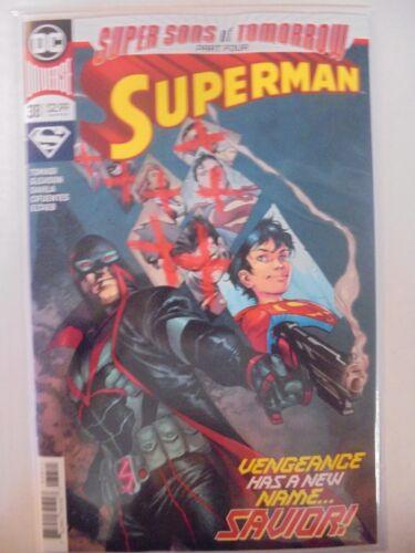 Superman #38 A Cover DC NM Comics Book