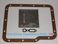 Aluminum Powerglide Transmission Oil Pump Filter Amp Pan Gasket Service Kit All
