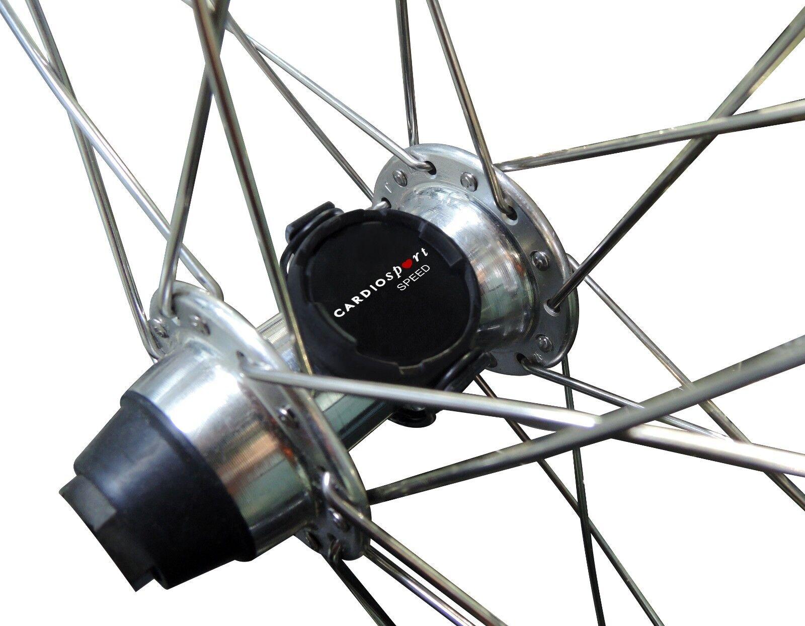 Cardiosport SOLO Bluetooth/ANT + Vélo Capteur de de de vitesse, pour iOS/Android & Garmin 48afc5