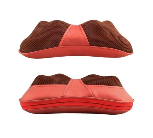 Shiatsu Deep Kneading Massage Pillow w/ Heat Massage Relax Sooth no Back Pain