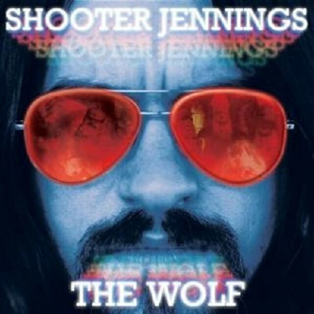 "SHOOTER JENNINGS ""THE WOLF"" CD NEUWARE"