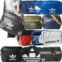 Adidas Originals Bags - Mens Boys Girls Adidas School Side Bags Shoulder Bags