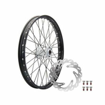 "Tusk Spoke kit Front 21/"" Yamaha,YZ125,YZ250,YZ250F,YZ450F,WR250F,WR450,Motocross"
