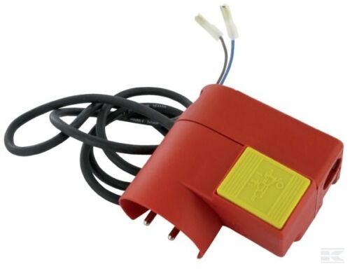 4.36E UV 32 Original Wolf Garten Elektromäher Vertikutierer E-Schalter 2.32E