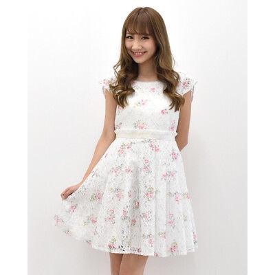 LIZ LISA - Flower Lace Dress