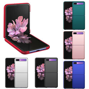Hard PC Phone Case Full Shell Shockproof Cover Skin for Samsung Galaxy Z Flip BS
