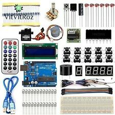 Osoyoo 2017 UNO R3 Board 15 Projects Super Starter Kit For Arduino DIY 20 items