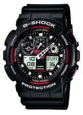 Casio Herren Uhr G-Shock schwarz Oversized GA-100-1A4ER