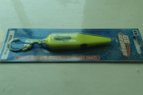 USA Import GT Ice Cream Needle Nose lures 4 sizes 5 colours