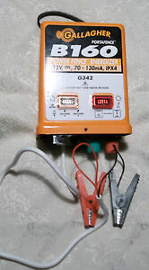 Gallagher Portafence B 160 Electric Fence Charger