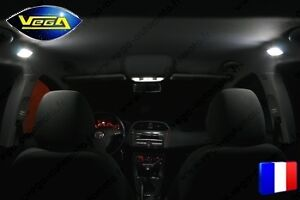 pack 219 leds 4014 smd blanc xenon interieur