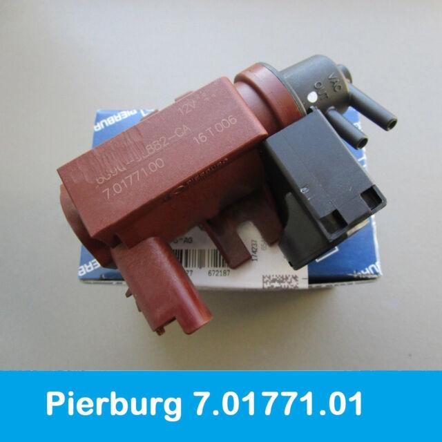 Pierburg Control de Boost Válvula Solenoide 7.01771.01 6G9Q 9E882 CA 1449602