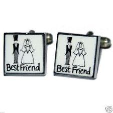 Best Friend Sonia Spencer Wedding Cufflinks Brand New