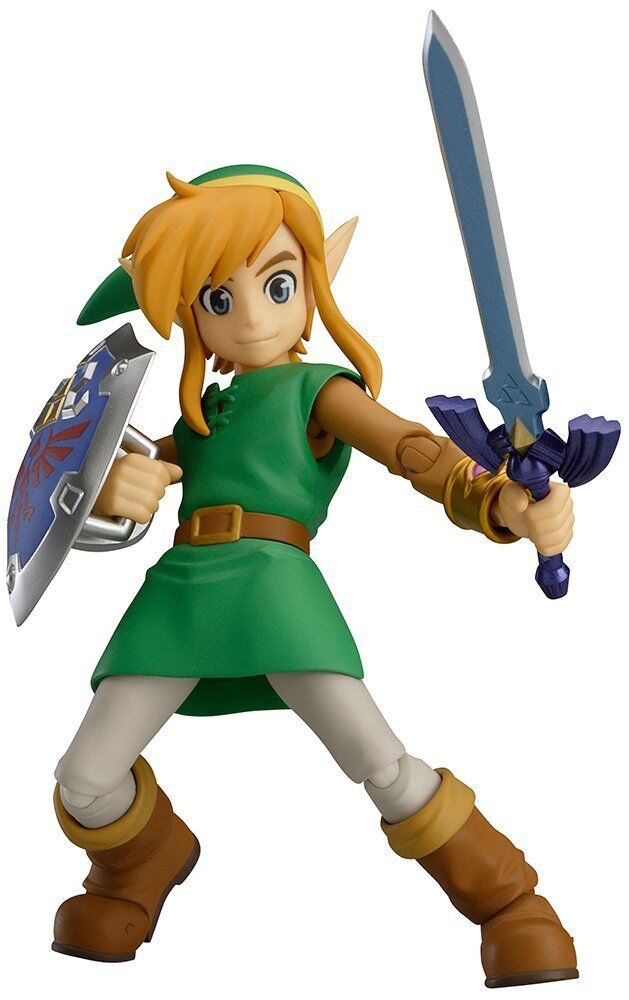 Max Factory figma The Legend of Zelda A Link Between Worlds Link Action Figure