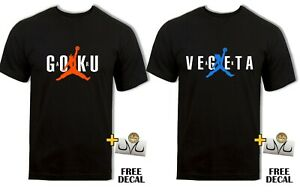 Aire-Dbz-Goku-Vegeta-Gracioso-Camiseta-Dragon-Ball-Z-Super-Anime-Hombre-Ninos-Chicos-Camiseta