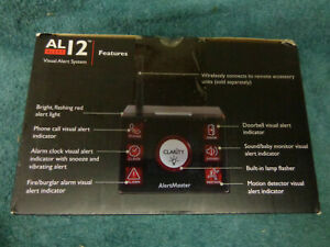 NEW-SEALED-CLARITY-ALL12-VISUAL-ALERT-SYSTEM