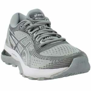 ASICS-Gel-Nimbus-21-Casual-Running-Shoes-Grey-Womens