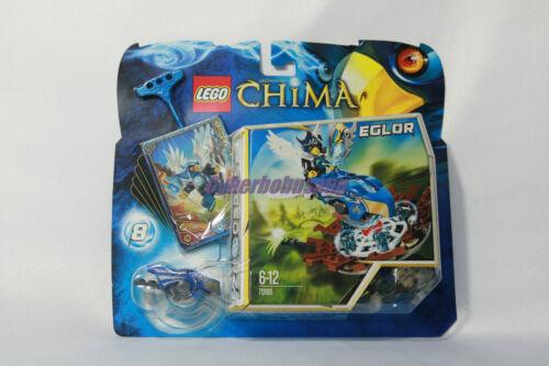Mint in Sealed Pack Lego Legends of Chima 70105 Nest Dive MISP
