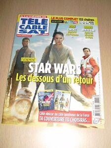 TELE-CABLE-SAT-N-1336-decembre-2015-Star-Wars-Le-Reveil-de-la-Force
