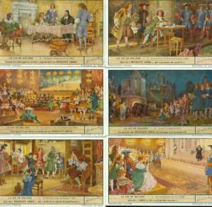 LIEBIG : S_1499 : Vie de Molière (la)