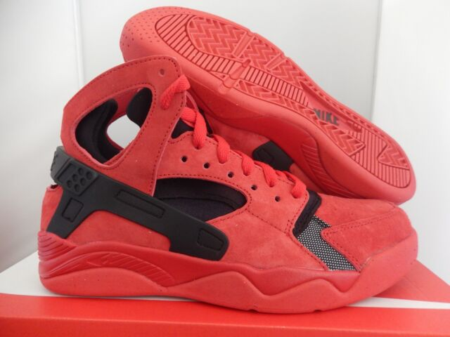 d73c5ed5beb7 Nike Air Flight Huarache Men s University Red black 05005600 9 for ...