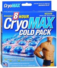 Cryo-MAX Cold Pack With Flexible Straps 1 Each