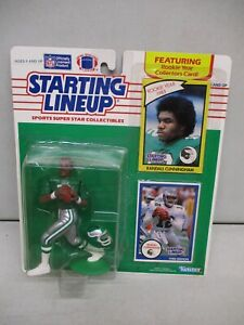 1990 Starting Lineup Randall Cunningham