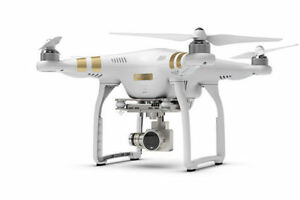 DJI Phantom 3 Professional w/ 4K Video Camera & Gimbal (DJI Refurbished Unit)