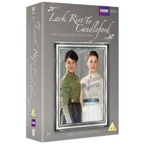 1 of 1 - Lark Rise to Candleford Season 1+2+3+4 BBC TV Series New 14xDVDs R4