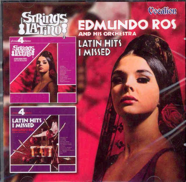Edmundo Ros - Strings Latino - Latin Hits I Missed - Latin