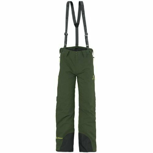 Scott Unltd Winter Ski Pant Rosin Grün XL TD095 ii 07