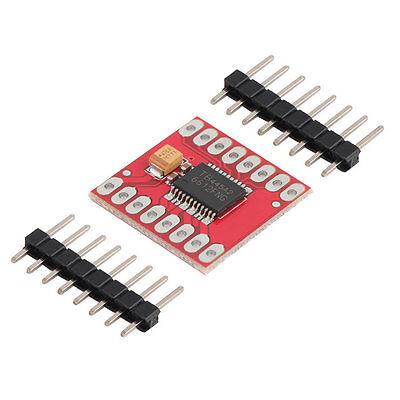 Dual DC Stepper Motor Drive Controller Board Module TB6612FNG Replace L298N JK