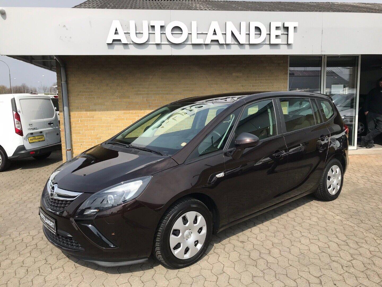 Opel Zafira Tourer 2,0 CDTi 110 Limited 5d