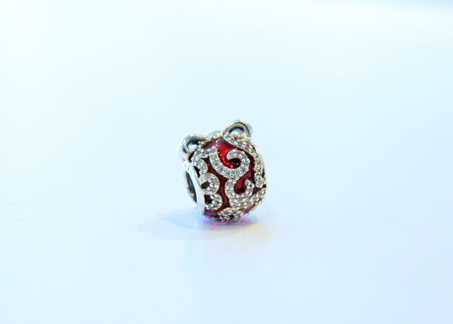 d28b16259 Authentic Pandora 2017 Holiday Charm The Radio City Rockettes Red 796259EN07