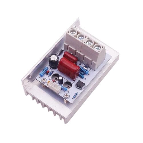 10000W 220V AC SCR Electric Voltage Regulator Motor Speed Controller Dimmers