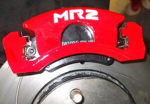 TOYOTA-MR2-Mk-1-2-3-Mk-I-II-Spyder-Brake-Caliper-Calliper-Decals-Stickers