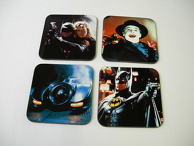 Batman (1989) Film COASTER Set