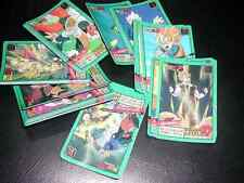 Japan Bandai Dragonball Dragon ball Z Carte Card Power Level 10 Regular Set