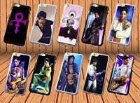 Prince Purple Rain for Apple iPhone Samsung Galaxy HTC Series Hard Case Cover