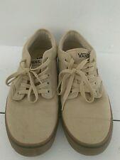 VANS Classic Slip On Tan Rasta Sneakers Mens Size 11.5