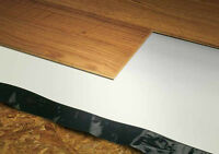 Shaw Silent Step Ultra 3 In 1 Underlayment For Use With Laminate Flooring